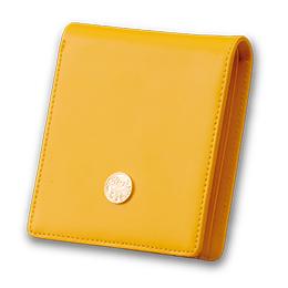 黄虎發財財布(二つ折りタイプ)